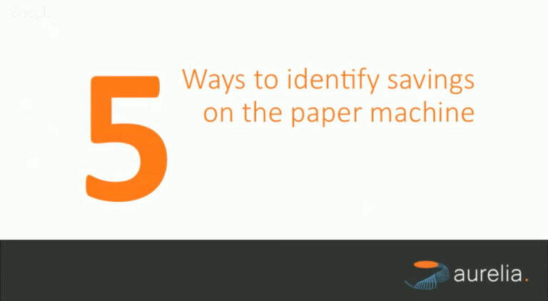 5 New Ways to Cut Costs and Improve Paper Quality